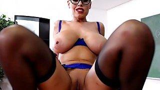 Cute xxx porno prof eleve a l ecole Xxx clip ◦ Hot prof bridgette bangs in the classroom Preview Image