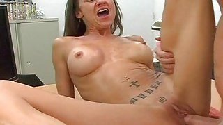 Round butt mamma adores hardcore Preview Image