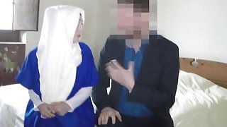 A horny hotel manager gives an Arab girl a room in return of her pusy Preview Image