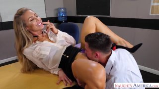 The hottest teacher Nicole Aniston wants cock for her blessing Preview Image