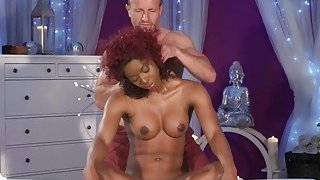 Jasmine Webb Gets Cunt Filled By Masseur Big Dick Preview Image