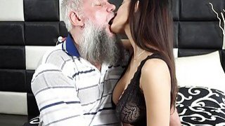 Morning Breakfast_sex OLD YOUNG Teen handjob fuck Preview Image