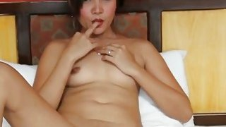 Amateur Asian Babe Riding Stiff Boner In Hotel Room Preview Image