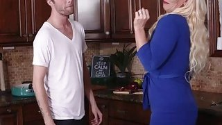 Blonde MILF Alura_bangs with Dollys boyfriend Preview Image