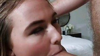 Hot blonde gf gets banged in her tight lubed up asshole Preview Image