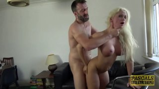 Cindy Sun gets used and abused like a pocket pussy Preview Image