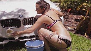 Car wash cutie Preview Image