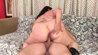 Round_and_Raunchy_BBW_Lacy_Bangs_Is_Fucked_Up_Her_Tight_Asshole Preview Image