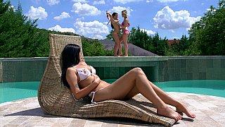 Bikini-clad bombshells Preview Image
