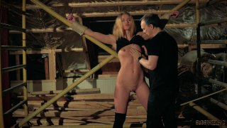 Naughty submissive_teen gets punished and teased Preview Image