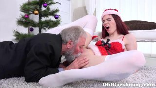 Old man from nextdoor knows how to eat pussy Preview Image