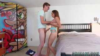 Hot teen fucks and swallow Orange You Glad_Im_So Tiny Preview Image