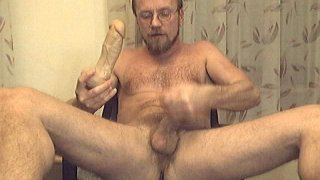 HARRI LEHTINEN LOVES TO WANK HIS COCK AND DILDOPUMP HIS HOT MANPUSSY Preview Image