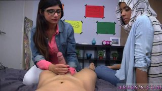 College teen homemade blowjob BJ Lescomrade's sons with Mia Khalifa Preview Image