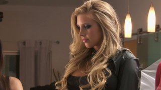 Photo session with Samantha Saint, Aleksa Nicole is ready to be_an orgy Preview Image