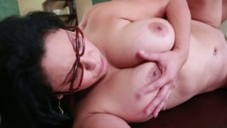 Sophia Lomeli gets her pussy fucked on the teacher table Preview Image