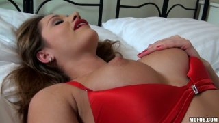 Bright and hot like hell Ashley masturbates and sucks a cock Preview Image