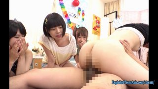 Jav Teen Okita Rio Fucked In Front Of Classmates Preview Image