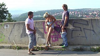 Scenic view MMF threesome Preview Image