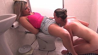 Lesbians_eating_pussy_and_ass_in_the_bathroom Preview Image