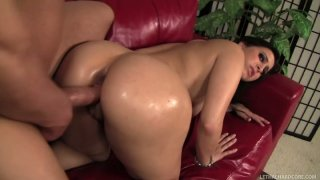 Plumpy_brunette_diva_Valerie_Kay_gets_drilled_by_Will_Powers Preview Image