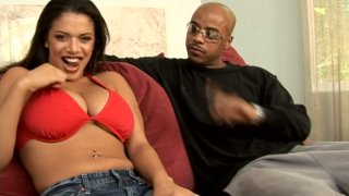 Busty and exotic slut Alexis_Silver gives_titjob with a great pleasure Preview Image