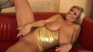 Sexed girl_Adele cheks all her holes Preview Image