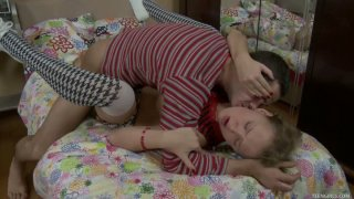 Kinky nympho Gabriella gets her black eye fucked by Arthur Sex Preview Image