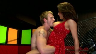 Cute_brunette_Charity_Bangs_gets_horny_for_James_Huntsman Preview Image