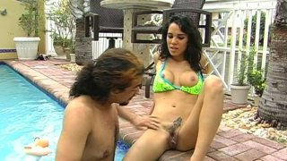 Renae Cruz gets fucked on the bitch chair Preview Image