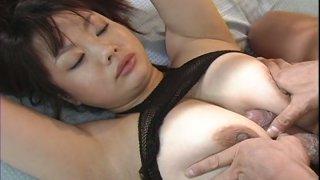 Ugly Japanese whore Sakura Kawamine getting facefucked Preview Image