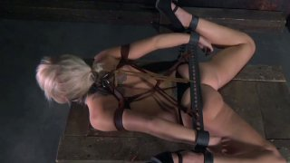 Big high powered vibrator in_BDSM game_with Sarah Jane Ceylon Preview Image