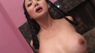 Capticating exotic mommy Ange Venus gets her narrow cunt drilled Preview Image