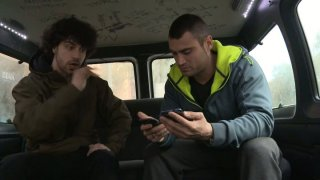 Pick up guys in the van call one cheap whore for a quickie Preview Image