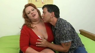 Red head sugar loaf Serenity films in porn video for the first time Preview Image