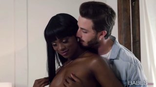 Black stunner Ana_gets passionately_fucked Preview Image