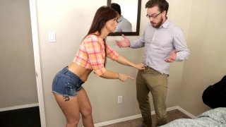 Hot MILF Syren De Mer fucked by her stepson Preview Image