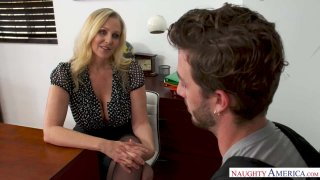 One Last Classroom Shag: Julia Ann & Her Final Student Fuck Preview Image