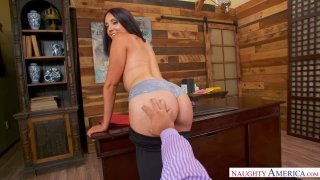 Bonus Checks And Bossy Blowjobs: Bow Down to Nickey Huntsman Preview Image