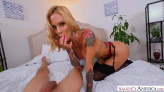 Fuck The Mile-High Club; Yer Wife Sarah Jessie Wants Sex NOW Preview Image