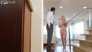 Stepdad Punishes Cheating Stepdaughter Preview Image