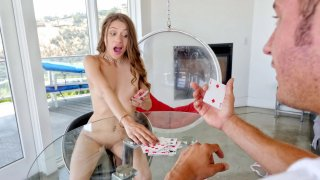 Striptease poker turns into a creampie session Preview Image