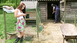 Redhead country teen_fucking_old man Preview Image