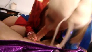 Harley Quinn takes_rough_anal and facial Preview Image