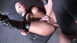 My Dirty Hobby - Hot blonde with jucy tits fucked hard Preview Image