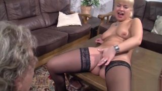 Blonde German Teen Does Her Stepdad Preview Image