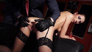 German slave gets tied & tortured Preview Image