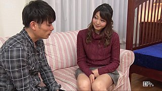 Shy JAV hottie gets seduced on cam Preview Image