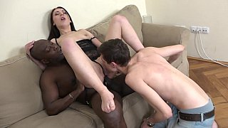 Husband recruits black to fuck his wife Preview Image