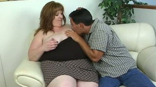 Red head sugar loaf Roxy is filming in a hot porn video provided by All Porn Sites Pass Preview Image
